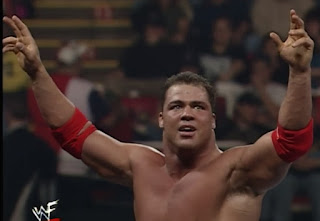 WWE / WWF Survivor Series 1999 - Kurt Angle made his WWE debut