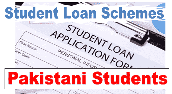 study abroad loans for pakistani students