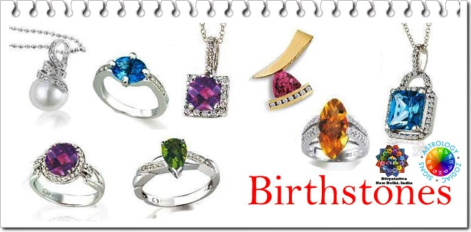 Most Effective Body Parts for Wearing Astrological Gemstones, Birthstones, Zodiac stones