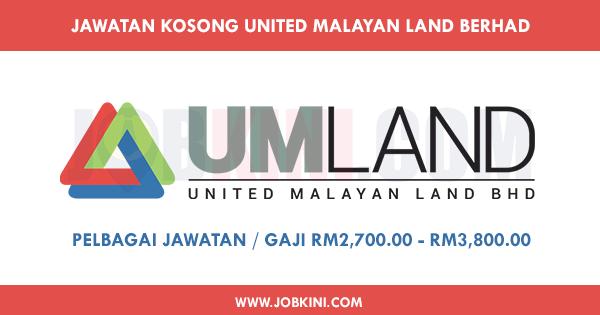 United Malayan Land Bhd