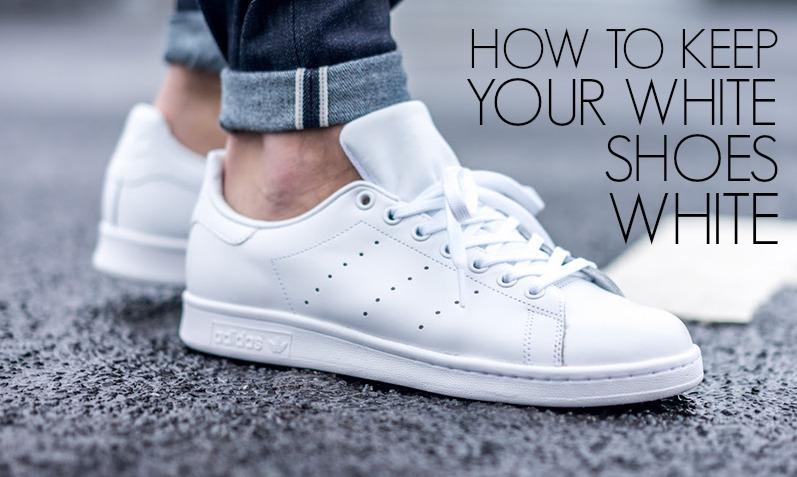 what every needs how to keep your white sneakers