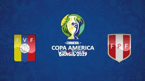 مشاهدة مباراة فنزويلا وبيرو بث مباشر اليوم 15-6-2019 في كوبا امريكا 2019