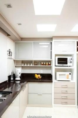 com o passar dos tempo os eletrodomésticos podem começar a amarelar, perdendo o brilho e a beleza.