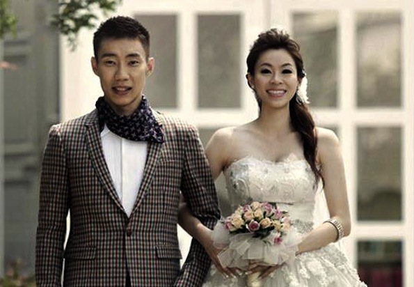 biggest wedding in malaysia chong wei