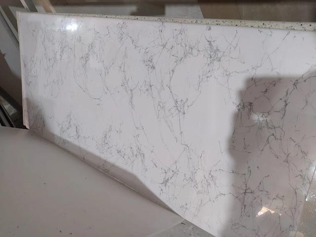 Mermerit tezgah örneği