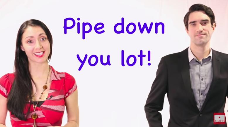 Arti Pipe Down You Lot