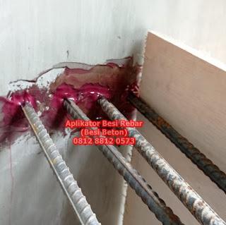 Harga Jasa Pemasangan Besi Rebar (Besi Beton) D13