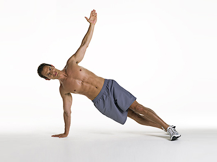 best abs workout for men