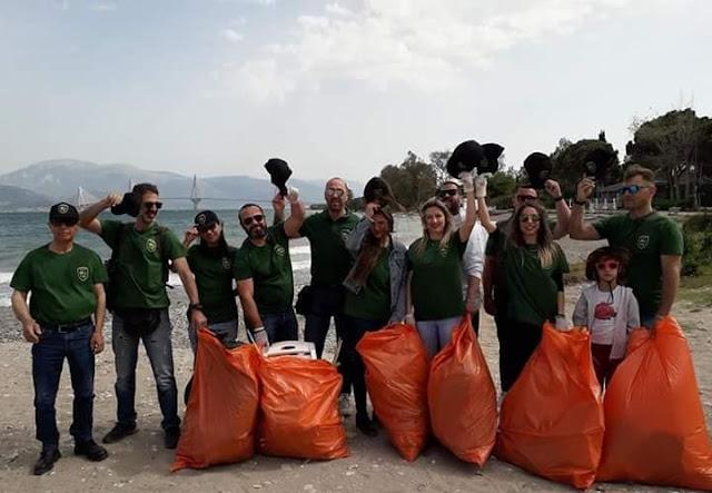Ο Σύλλογος Εφέδρων Πελοποννήσου για πρώτη φορά συμμετείχε στο Let's do it GREECE