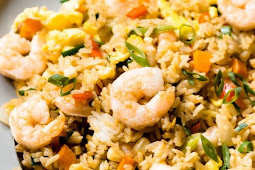 30-MINUTE SHRIMP FRIED RICE