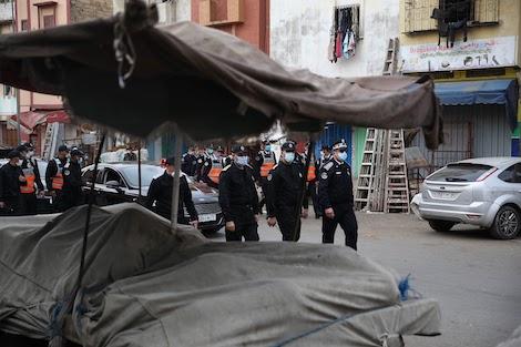 "taroudantpress   كيف تحوّلت الدار البيضاء إلى بؤرة لـ""كورونا"" خلال حالة الطوارئ؟  تارودانت بريس"