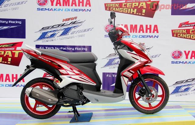 Harga dan Spesifikasi Yamaha XEON RC