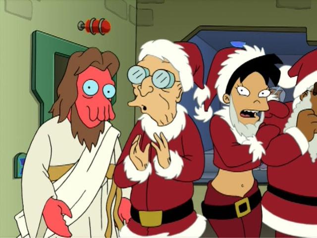 Futurama Christmas Episodes.Jtoycen More Untraditional