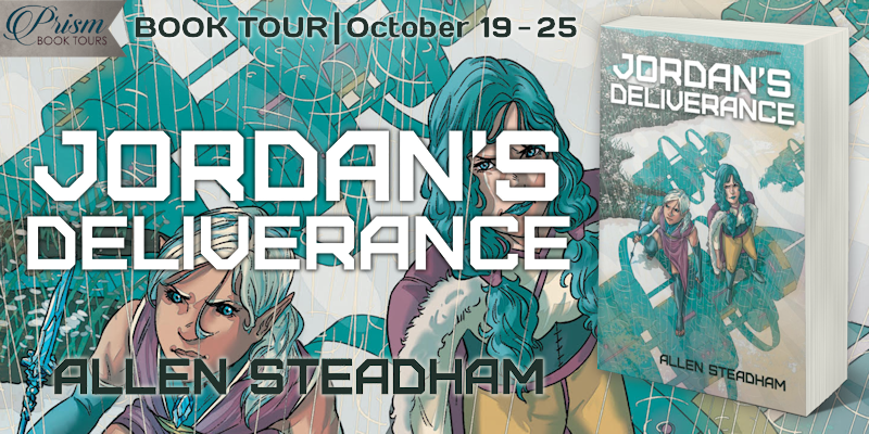 We're launching the Book and Bookstagram Tours for JORDAN'S DELIVERANCE by Allen Steadham! #JDPrism