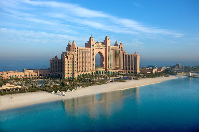Atlantis Dubai (C) Atlantis The Palm