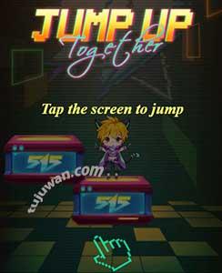 event mobile legend jump up together ML