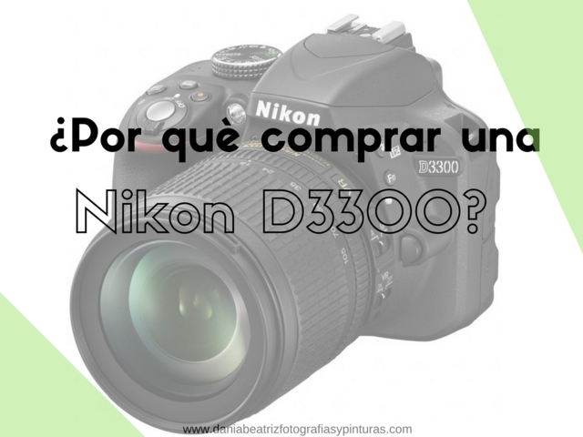 comprar-nikon-d3300