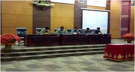 Pemerintah Provinsi Provinsi Sumatera Barat Diminta Membuat Definisi Yang Jelas