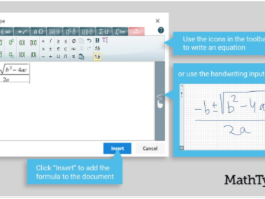 A Practical Google Doc Add-on for Math Teachers and Students