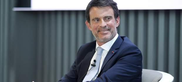 """Valls sobre Ciudadanos: """"Se ha convertido en un partido que pacta con una formación reaccionaria"""""""