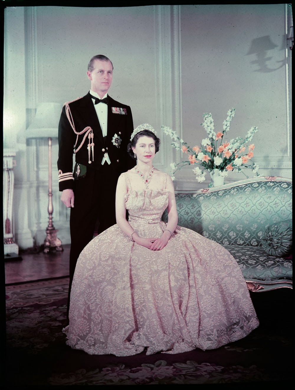 The Duke Of Edinburgh Wanted To Have A Name Representing His Side Family But Young Queen Sided With Her Elishment