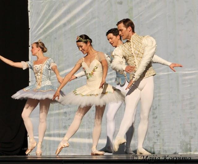 Baletti keskiajalta