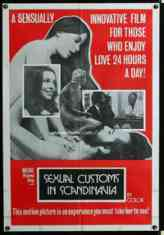 Sexual Customs in Scandinavia 1972