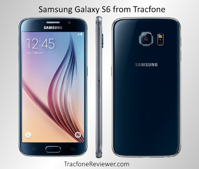 which is available to use with Tracfone Tracfone Samsung Galaxy S6 Review