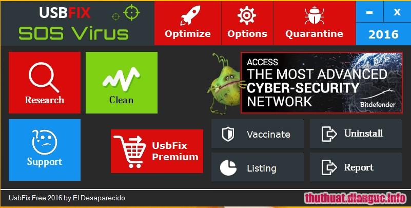 Download UsbFix 11.016 Full Crack, cách USB bị nhiễm virus, fix usb nhiễm virus, UsbFix, UsbFix free download, UsbFix full key, Download UsbFix Full Crack