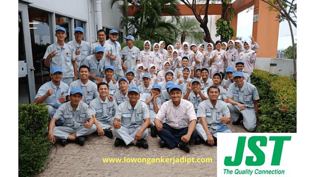 Lowongan Kerja PT JST Indonesia