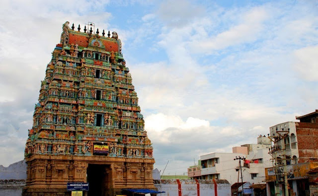Kailasanathar Temple Tharamangalam Salem - History, Timings, Festivals & Address!