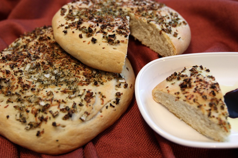 37 Cooks: Sciabica Italian Focaccia Bread