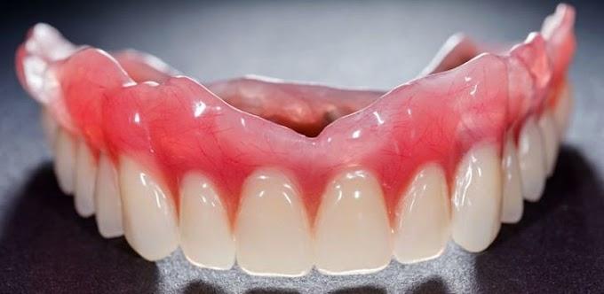 Próteses dentárias eram feitas de dentes de soldados mortos até o século 19