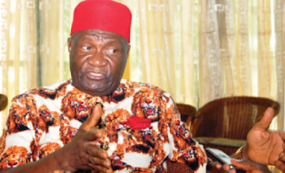 Chief John Nnia Nwodo