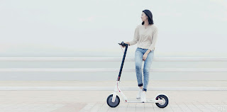 Xiaomi mi jia electronic scooter images and pictures and photos