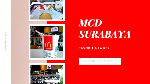 Mcdonald's Surabaya