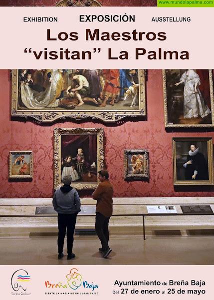 """BREÑA BAJA: """"Los Maestros visitan La Palma"""""""