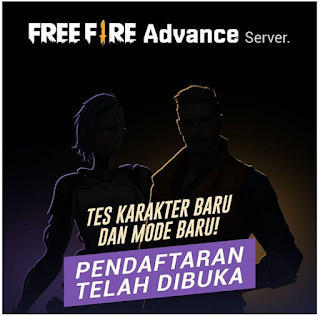 Advance Server Free Fire Resmi Dibuka 6 Agustus 2019 | Cara Login Advance Server ff