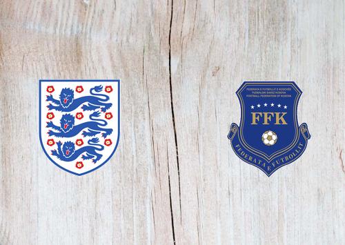 England vs Kosovo Full Match & Highlights 10 September 2019