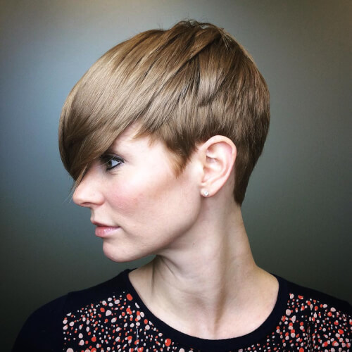 very short haircuts for women 2019