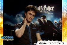 Harry Potter and the Order of the Phoenix press junket interviews