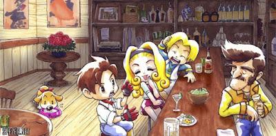 9 Emulator untuk Bermain Harvest Moon Series di Android / PC Komputer
