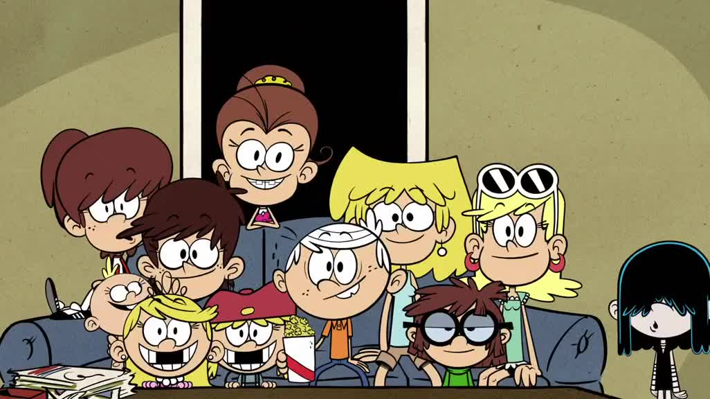 Nickelodeon News & More: 'The Loud House' First Ever Christmas ...