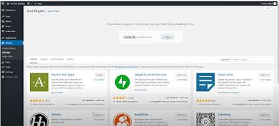 Adding plugin to Rotator Link in WordPress dashboard