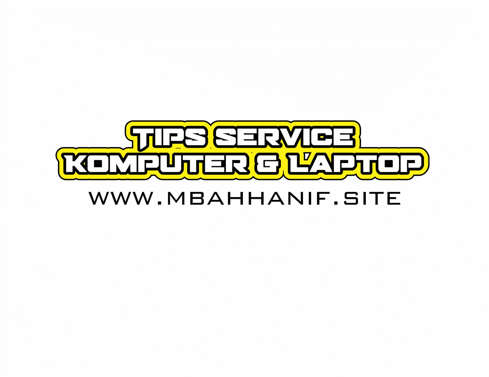 Logo Service Komputer
