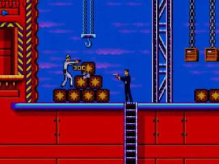 James Bond 007: The Duel al servicio de la Sega Master System