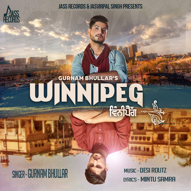 Winnipeg - Gurnam Bhullar (2016) iTunes Original Clean HD Cover AlbumArt Download Wallpaper