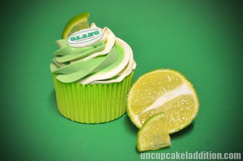 Cupcakes au Citron Vert