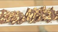 طريقة عمل شوكولاتة بالفول السوداني مع غادة جميل في اتفضلوا عندنا