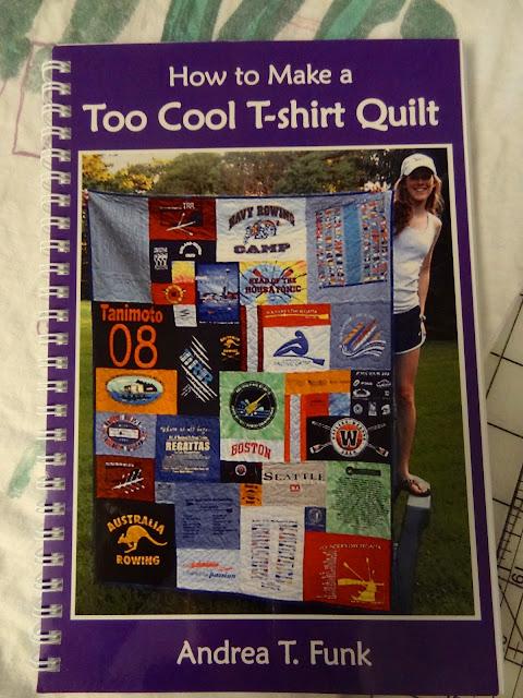 T Shirt Quilt Making